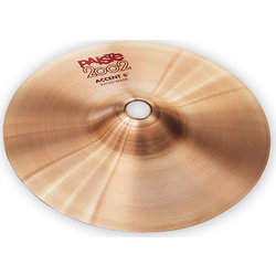 Paiste 2002 Accent Cymbals with Leather Strap - 6, Pair