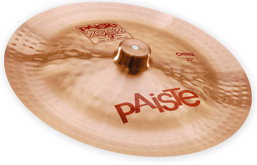 View larger image of Paiste 2002 China Cymbal - 20