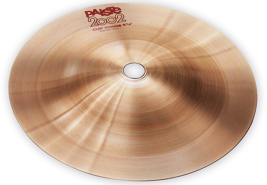 View larger image of Paiste 2002 Cup Chime Cymbal - 6.5, Effect #4