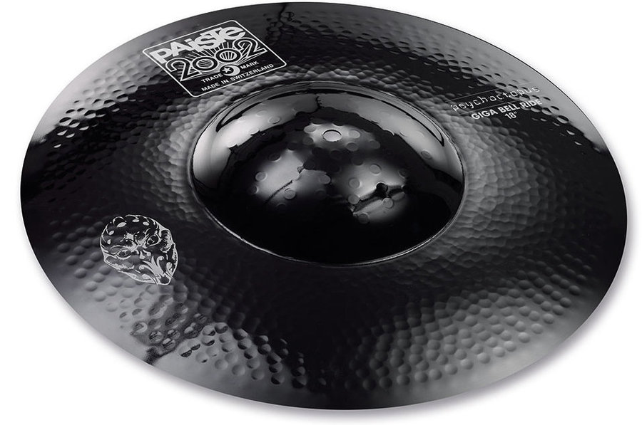 View larger image of Paiste 2002 Giga Bell Ride Cymbal - 18