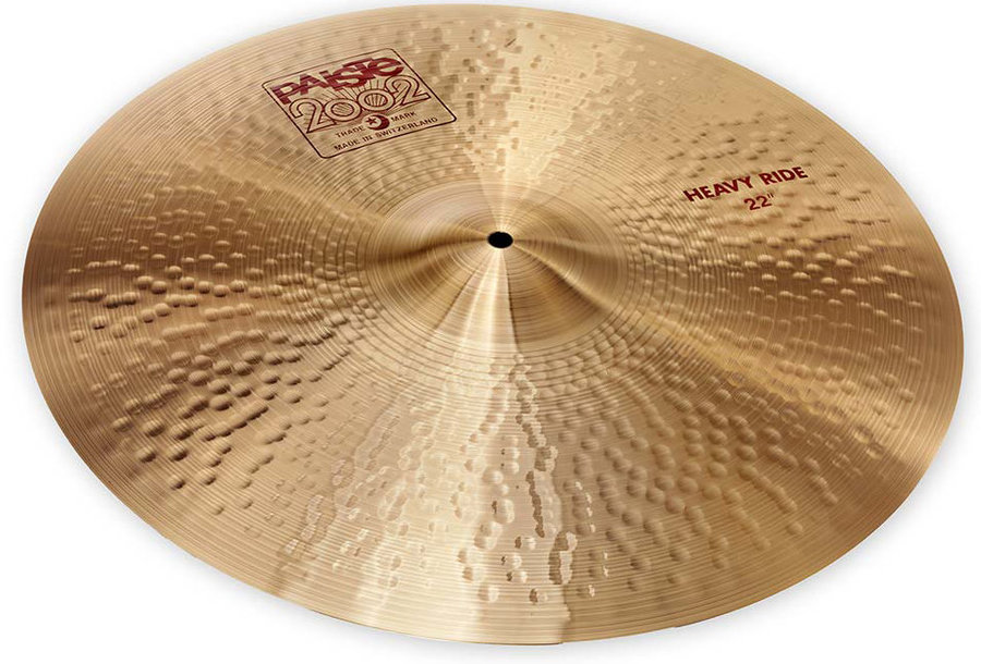 View larger image of Paiste 2002 Heavy Ride Cymbal - 22