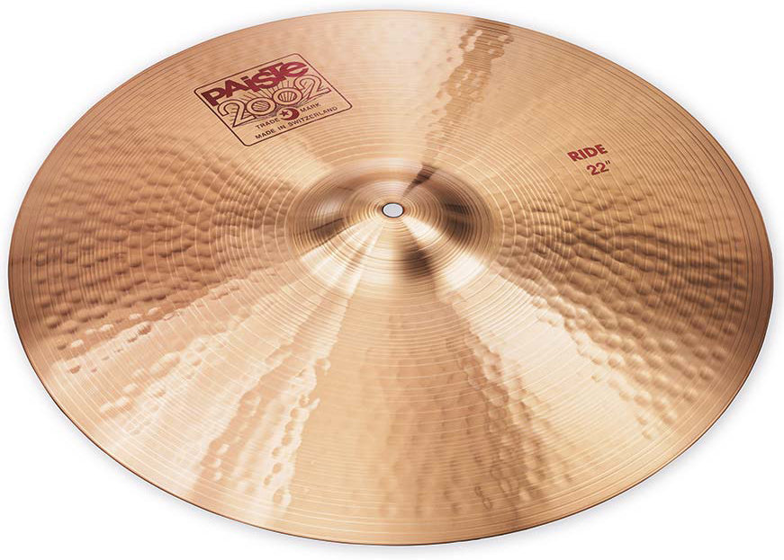 View larger image of Paiste 2002 Ride Cymbal - 22
