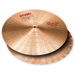 Paiste 2002 Sound Edge Hi-Hat Cymbal - 17, Top Only