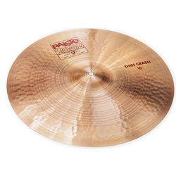Paiste 2002 Thin Crash Cymbal - 16