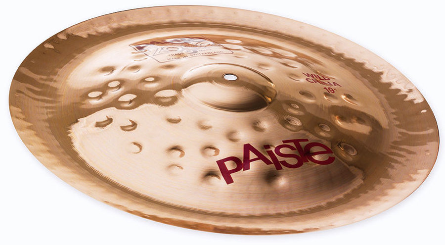View larger image of Paiste 2002 Wild China Cymbal - 19