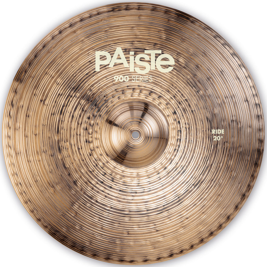 View larger image of Paiste 900 Series Ride Cymbal - 20