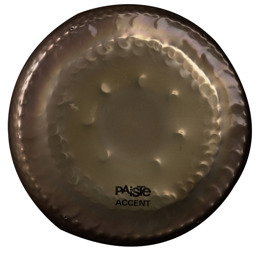 View larger image of Paiste Accent Gong - 7