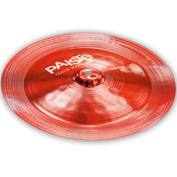 Paiste Color Sound 900 China Cymbal - 14, Red