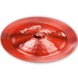 Paiste Color Sound 900 China Cymbal - 16, Red