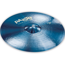 Paiste Color Sound 900 Crash Cymbal - 18, Blue