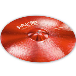 Paiste Color Sound 900 Heavy Crash Cymbal - 16, Red