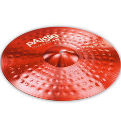 Paiste Color Sound 900 Heavy Ride Cymbal - 20, Red