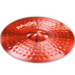 Paiste Color Sound 900 Heavy Ride Cymbal - 22, Red