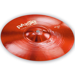 Paiste Color Sound 900 Splash Cymbal - 10, Red