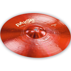 Paiste Color Sound 900 Splash Cymbal - 12, Red