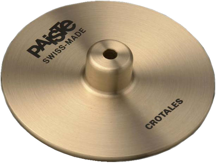 View larger image of Paiste CR01001 Crotales 1 Octave C7-C8