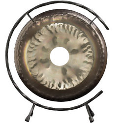 Paiste Deco Gong with Floor Stand - 7