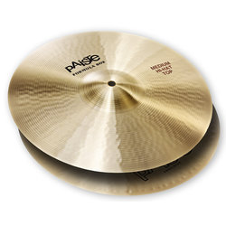 Paiste Formula 602 Classic Sounds Medium Hi-Hat - 15