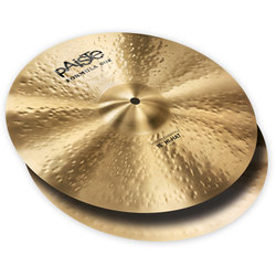 Paiste Formula 602 Modern Essentials Hi-Hat - 15, Bottom Only