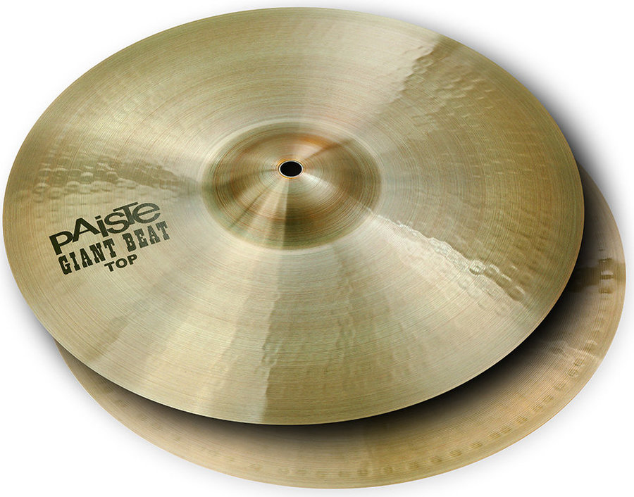 View larger image of Paiste Giant Beat Hi-Hat - 14, Bottom Only