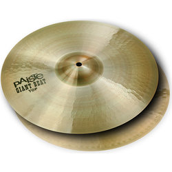 Paiste Giant Beat Hi-Hat - 14, Top Only