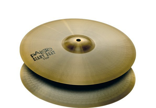 View larger image of Paiste Giant Beat Hi-Hat - 14, Top Only