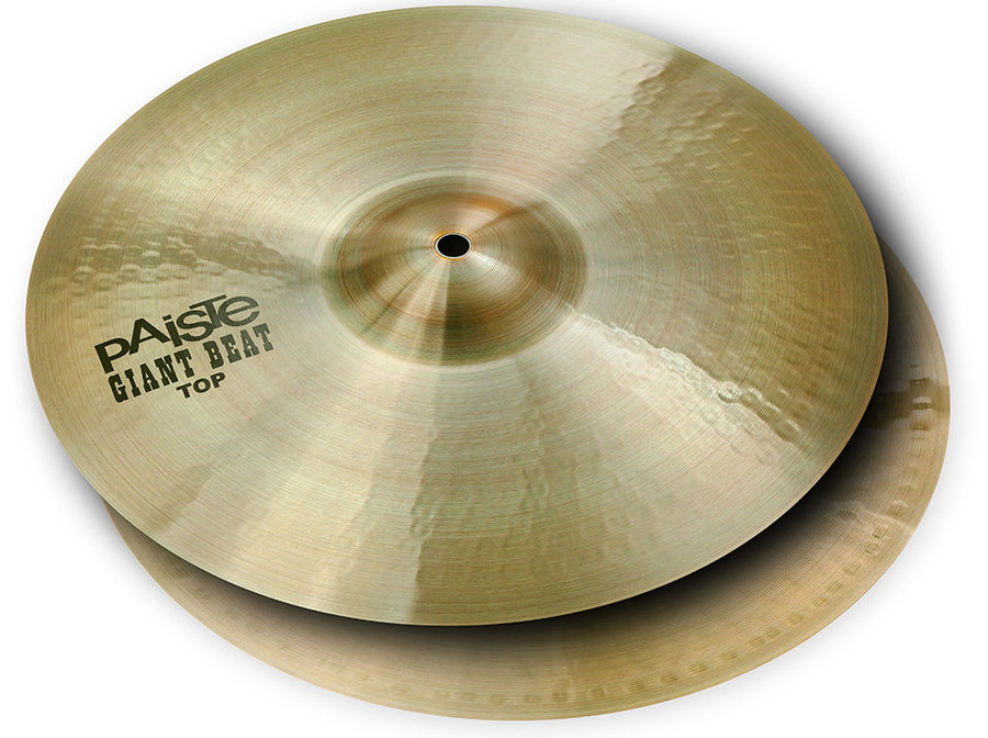 """View larger image of Paiste Giant Beat Hi-Hat - 14"""""""