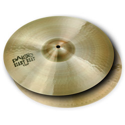 Paiste Giant Beat Hi-Hat - 15, Top Only