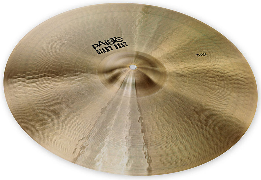 View larger image of Paiste Giant Beat Thin Cymbal - 20