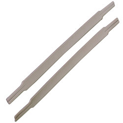 Paiste Leather Cymbal Straps with Aluminum Insert - Small