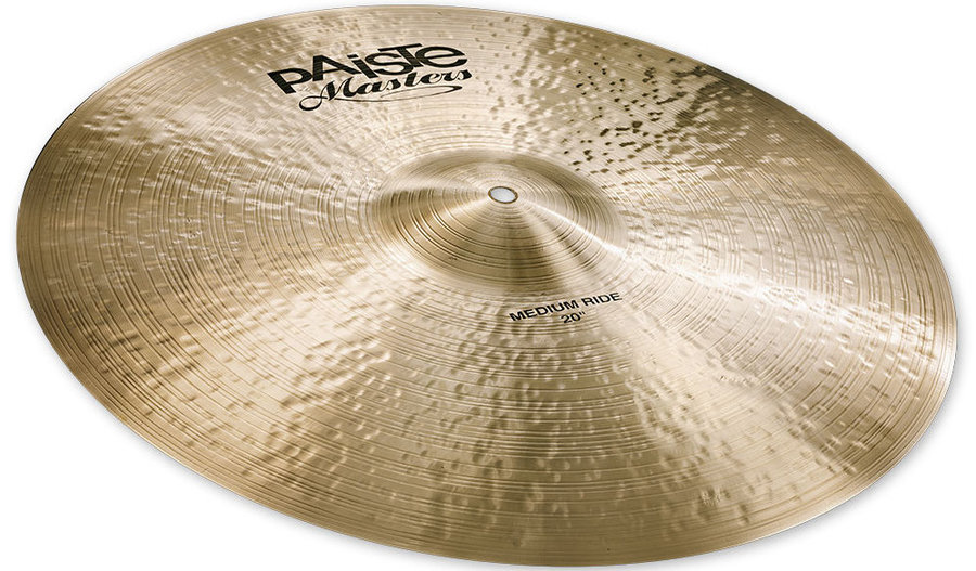 View larger image of Paiste Masters Medium Ride Cymbal - 20