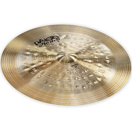 View larger image of Paiste Masters Swish Cymbal - 22