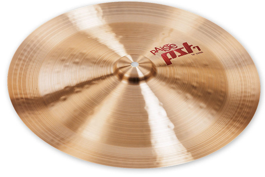 View larger image of Paiste PST 7 China Cymbal - 18