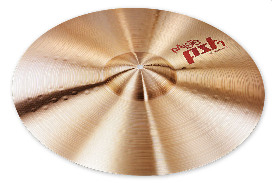 View larger image of Paiste PST 7 Heavy Rock Cymbal Set - 14/16/20