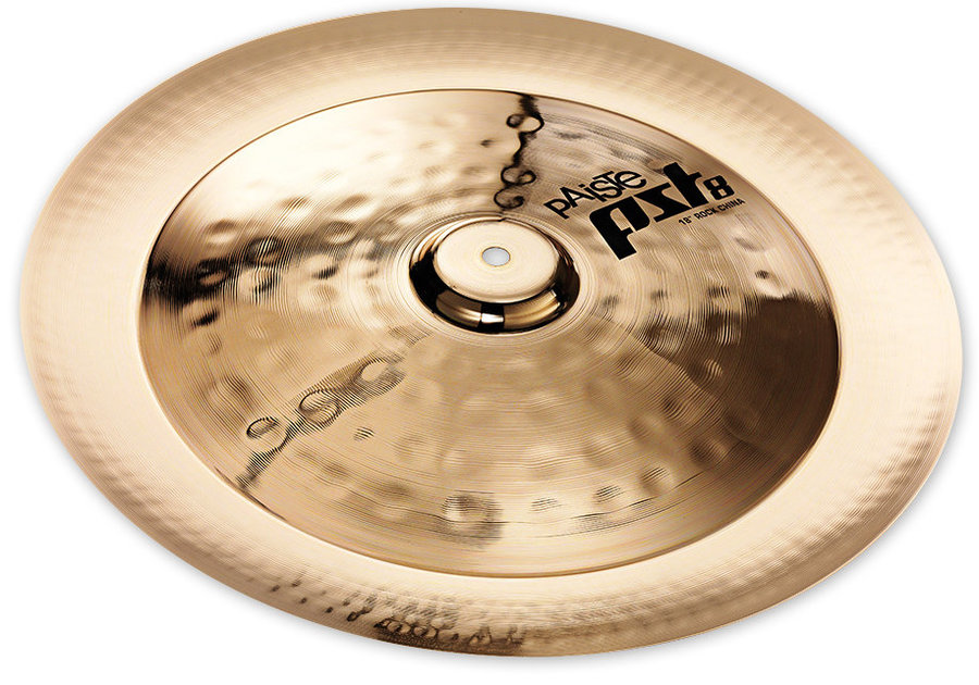 View larger image of Paiste PST 8 Reflector Rock China Cymbal - 18