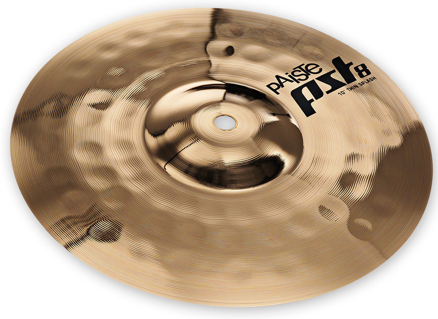 View larger image of Paiste PST 8 Reflector Thin Splash Cymbal - 10
