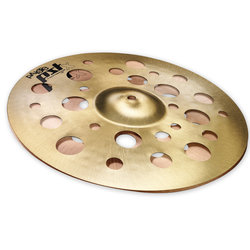 Paiste PST X Swiss Flanger Stack Cymbal - 14, Top Only