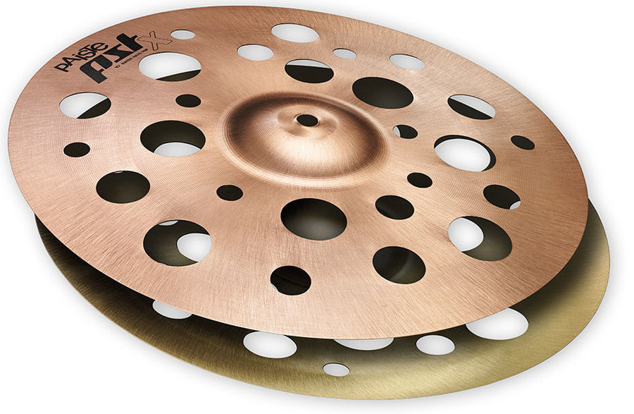 View larger image of Paiste PST X Swiss Hat - 10