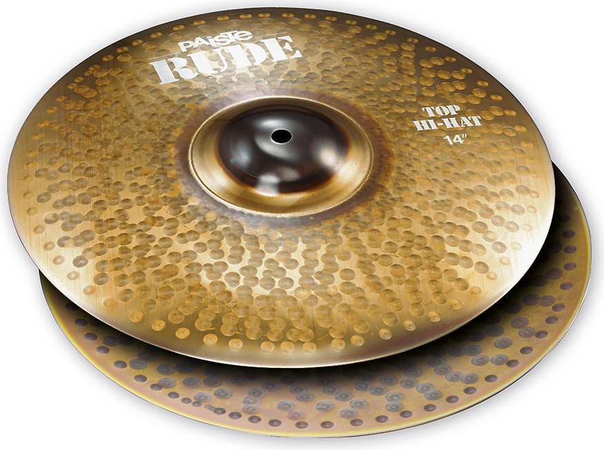 View larger image of Paiste RUDE Hi-Hats - 14