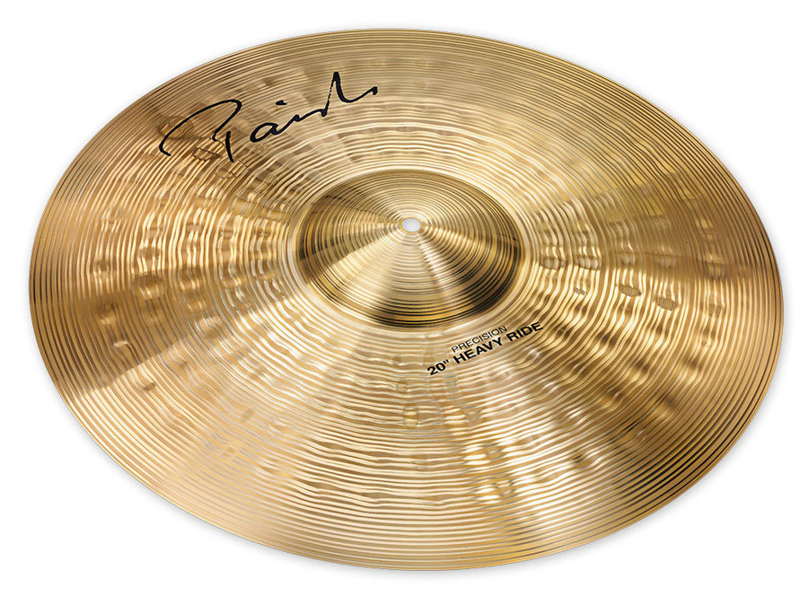 View larger image of Paiste Signature Precision Heavy Ride Cymbal - 20