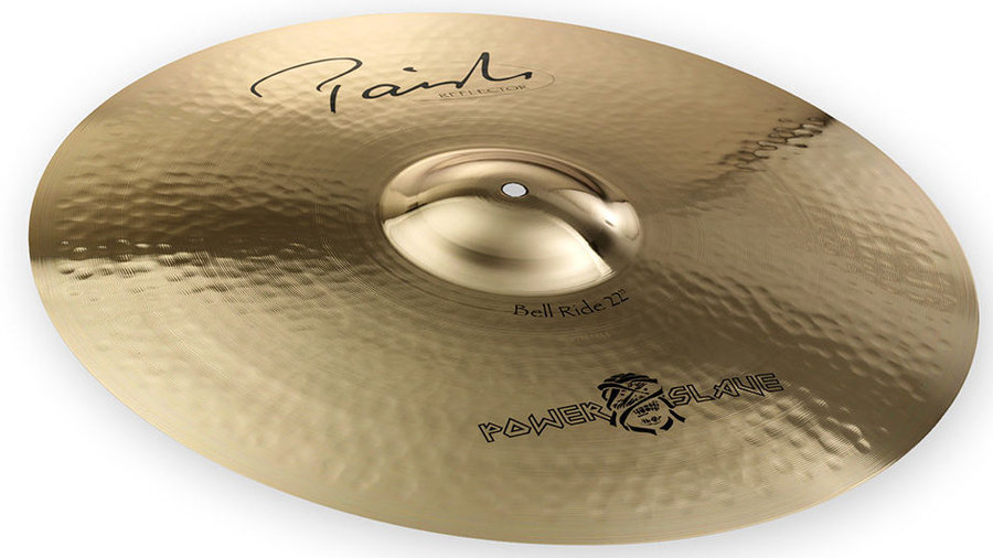 View larger image of Paiste Signature Reflector Bell Ride Cymbal - 22