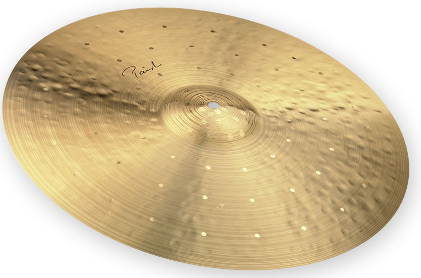 View larger image of Paiste Signature Traditional Light Ride Cymbal - 22