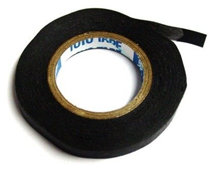 View larger image of Paper Pickup Tape - 7mm, Black