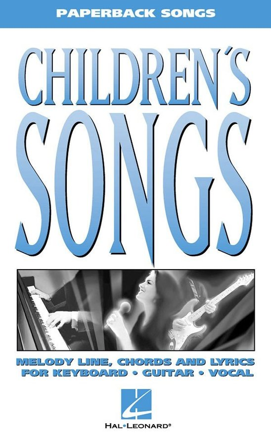 View larger image of Paperback Songs - Childrens Songs