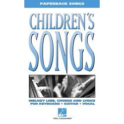 Paperback Songs - Childrens Songs