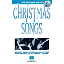 Paperback Songs - Christmas Songs