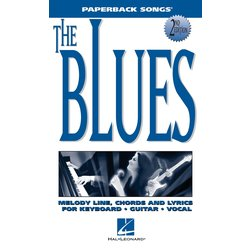 Paperback Songs - The Blues -  2nd Edition