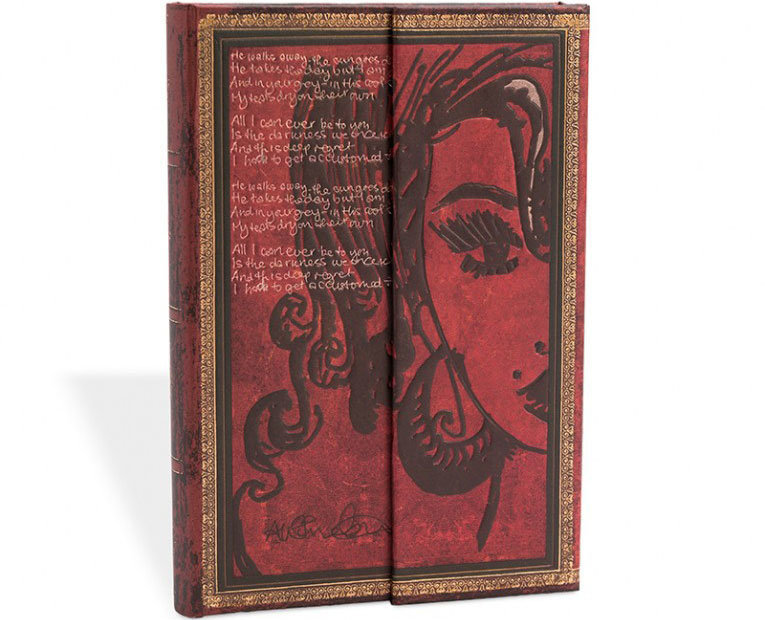 View larger image of Paperblanks Amy Winehouse, Tears Dry Lined Journal