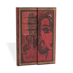 Paperblanks Amy Winehouse, Tears Dry Lined Journal