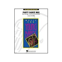 Party Dance Mix - Score & Parts, Grade 3